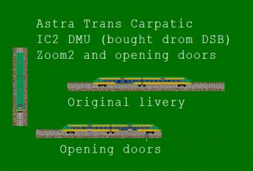 Astra Trans Carpatic IC2