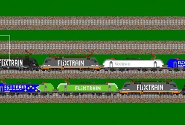 FLIXTRAIN Lok Pack