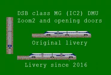 DSB class MP (IC2)