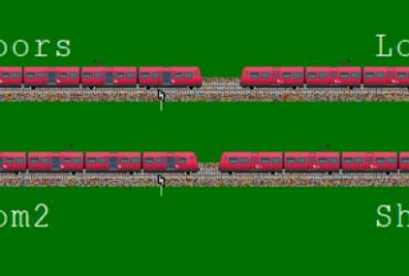 Danish S-train