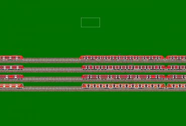 DB S-Bahn BR420, BR423, RB425, BR430