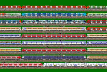 Zugpack S-Bahn München