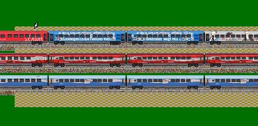 ÖBB - Werbe-Railjets