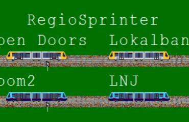 Danish RegioSprinter