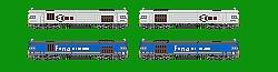 Werbeloks der Baureihe 247 (class77)