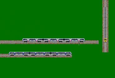 Northern Irish Railways DMU