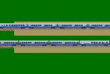 "Railjet-Wagen ""Ski Austria"""